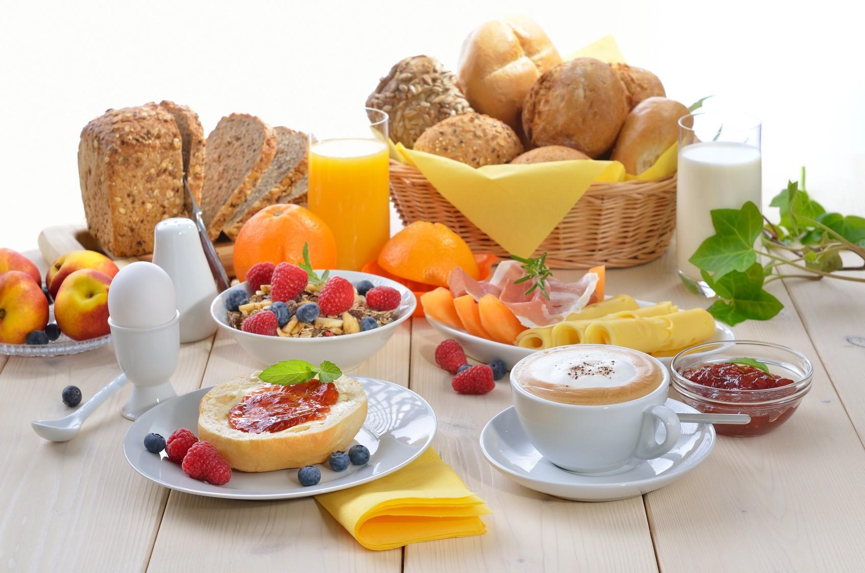 Verwonderlijk Zo ziet een gezond ontbijt eruit! » Makkelijk Afvallen HO-59