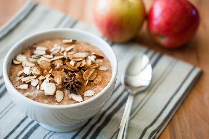 havermout ontbijt zonder koolhydraten
