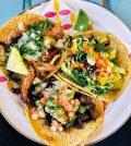 koolhydraatarme kaas tacos