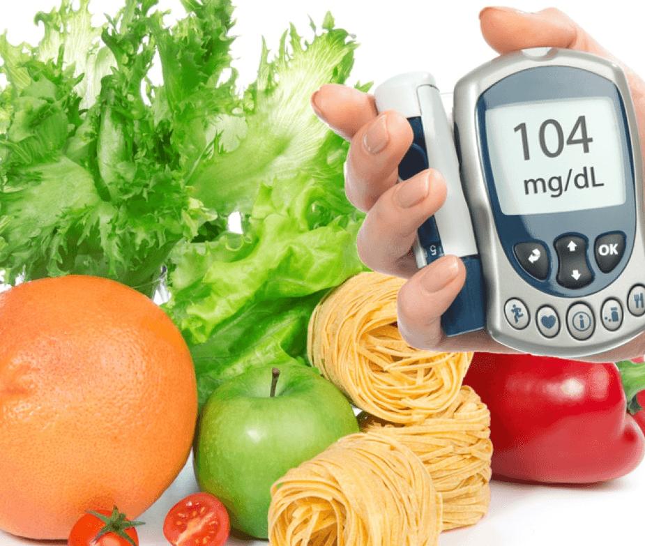 koolhydraatarm eten met diabetes
