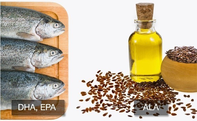 Afvallen met omega-3