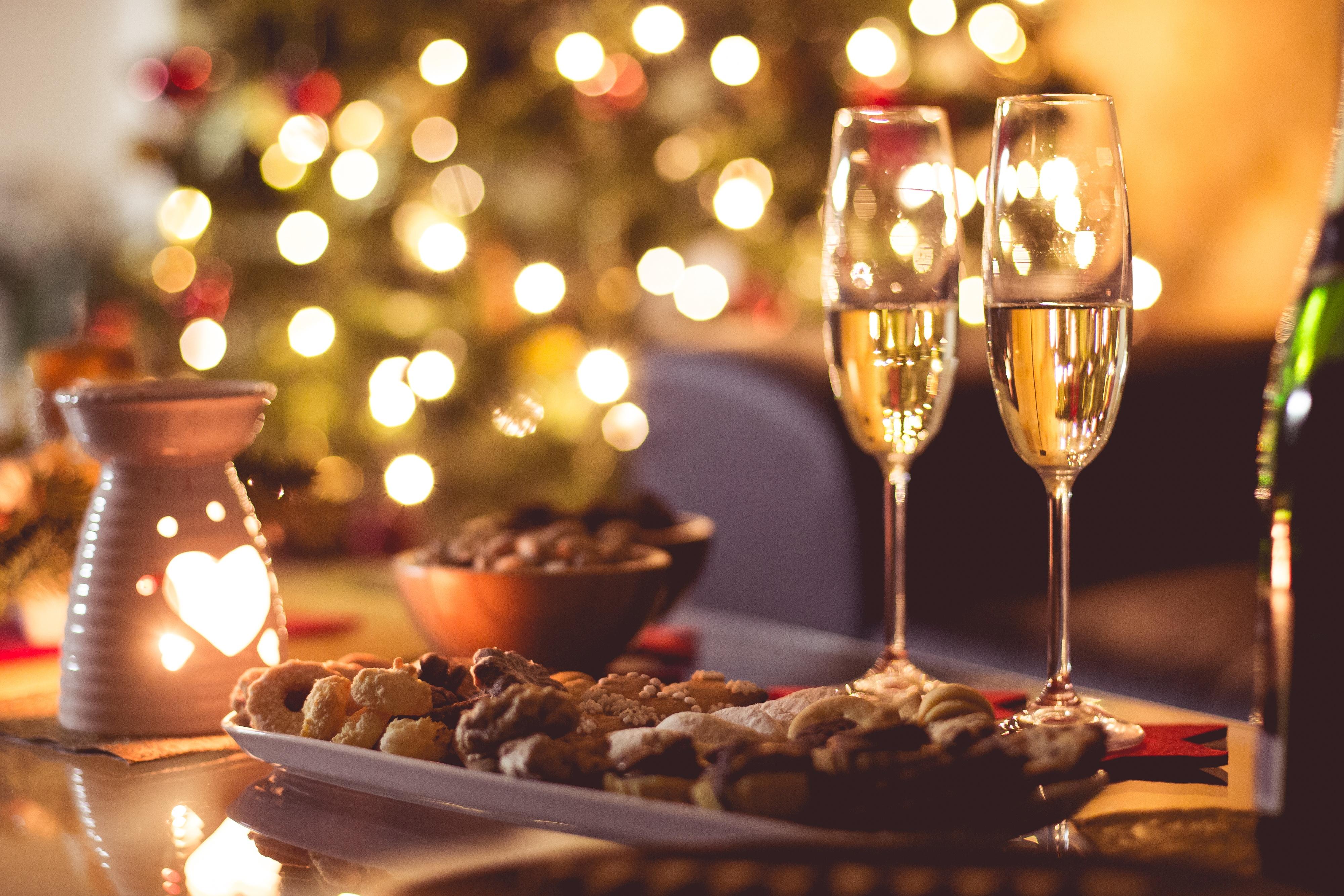 gezond eten tijdens feestdagen