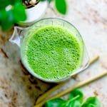 avocado-andijvie smoothie