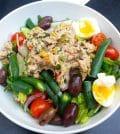 sperziebonen tonijn salade