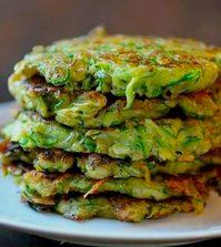 courgette pannenkoeken