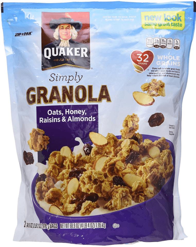granola gezond?