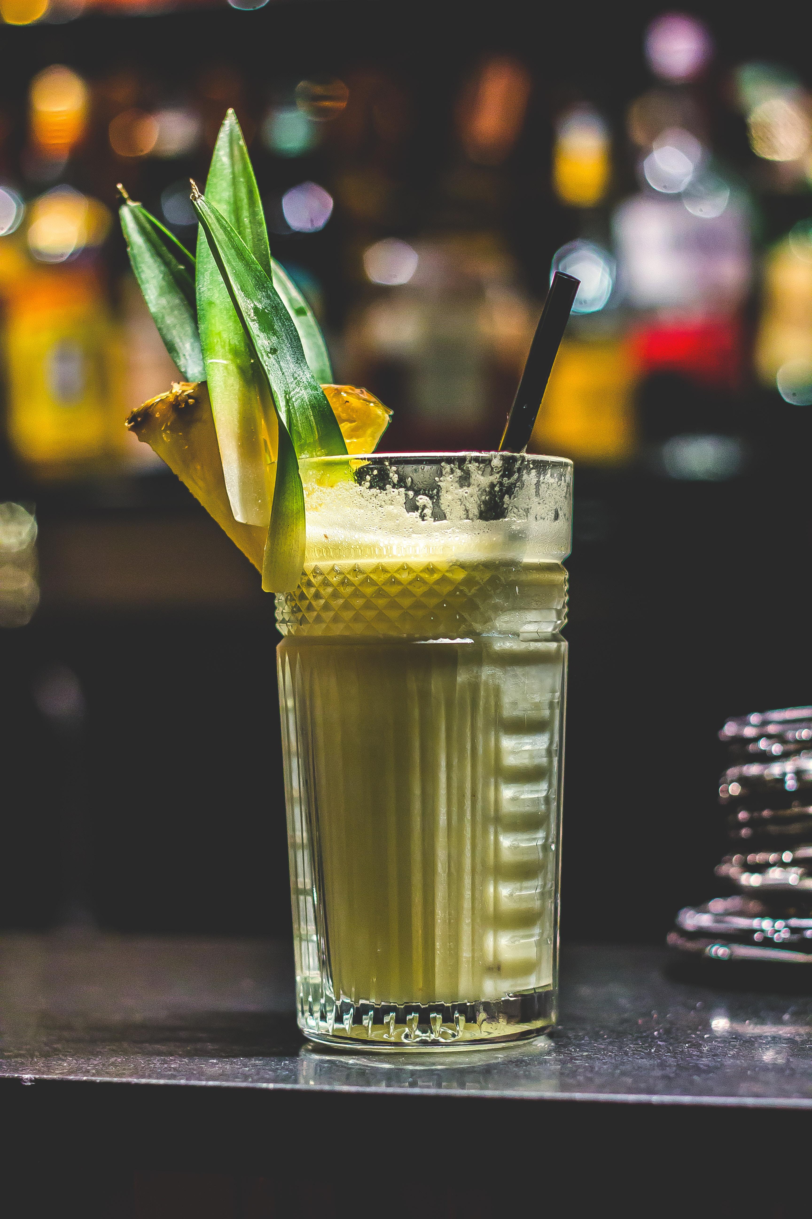 alcoholvrije pina colada smoothie mt ananas mango kokos kokosmelk