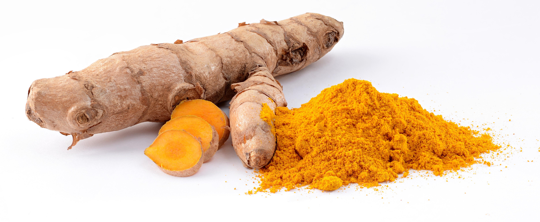 kurkuma is een indisch kruid uit geelwortel