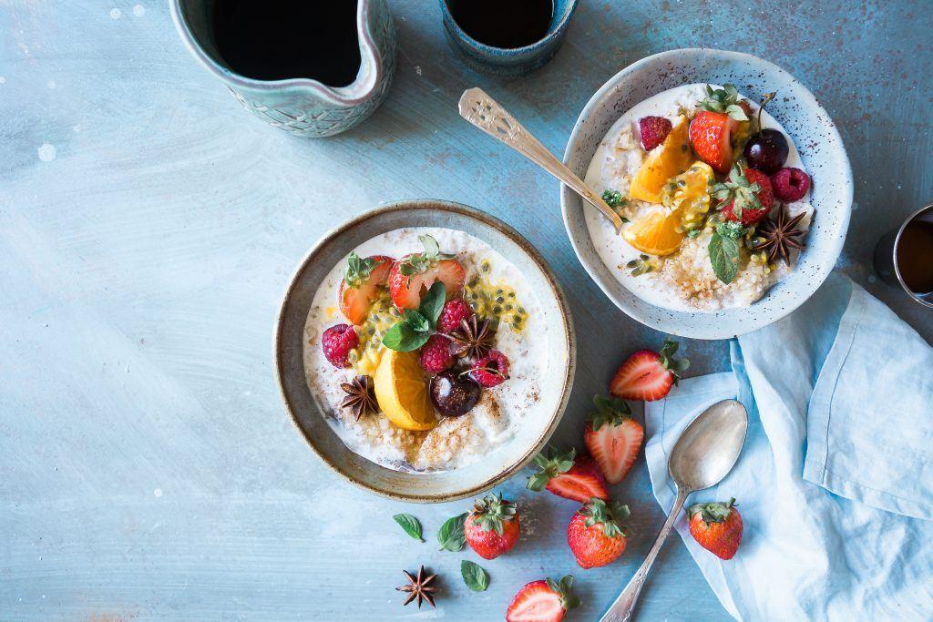 Pompoentaart ontbijt maken