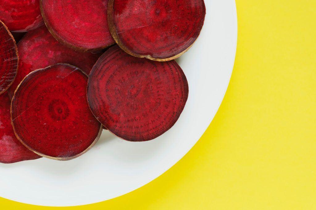 Rode bieten gezond