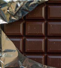 Door rauwe chocolade te eten kun je afvallen (1)