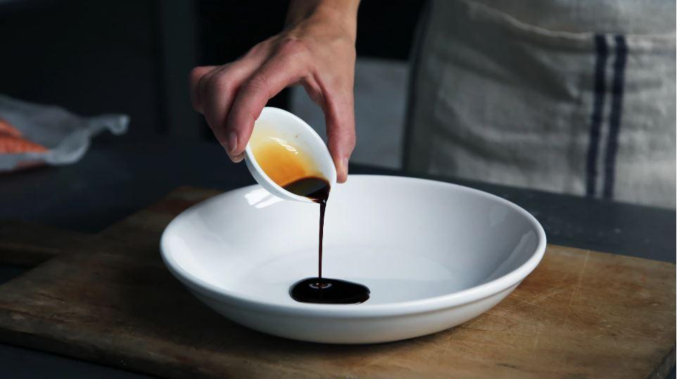 zelf teriyaki saus maken zonder suiker