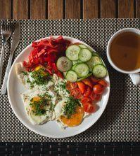Vandaag op het menu Engels ontbijt (2)