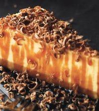 pindakaas cheesecake met pure chocolade