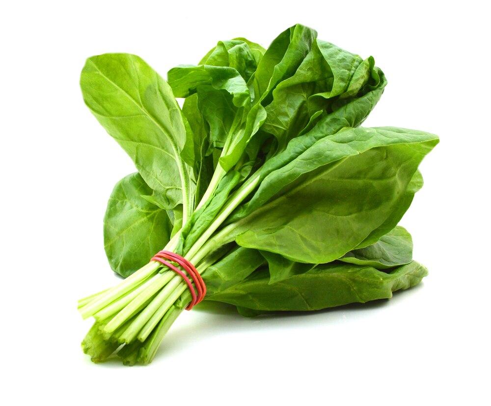 Voedingswaarden spinazie