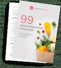 koolhydraatarme producten boodschappenlijst