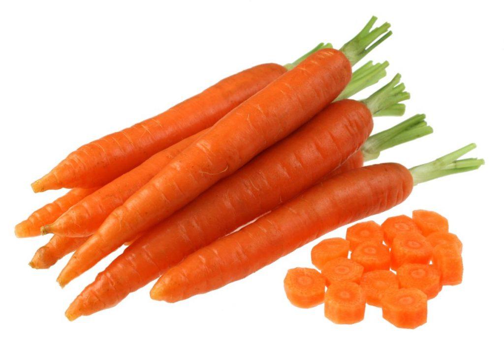 Worteltjes bevatten veel voedingsstoffen en zijn erg gezond