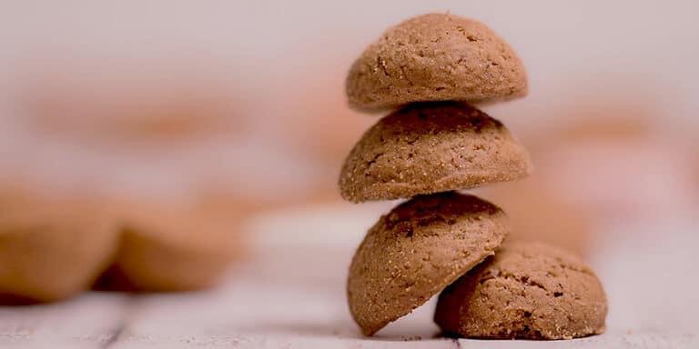 koolhydraatarme pepernoten kan je zelf bakken met dit recept