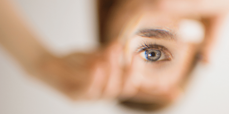 afvallen door gezichtsbedrog