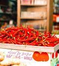 verbrand kilos met hete peper