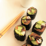 Koolhydraatarme sushi rolls